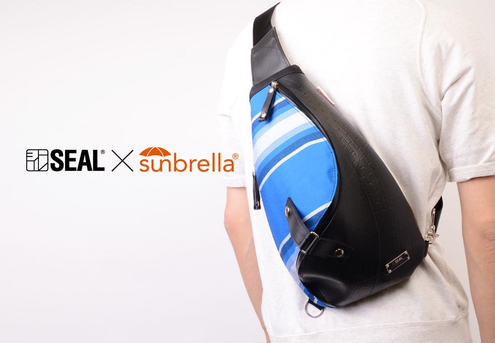 サンブレラコラボ/ワンショルダーバッグSPIRAL
